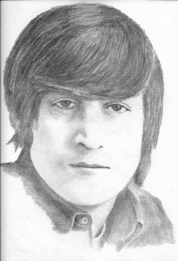 John Lennon by JimmyE